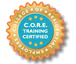 C.O.R.E. Training Certified house cleaners St. Louis MO